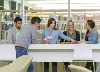 SZ Bildung - SRH Hochschule Heidelberg - SRH Elektrotechnik Teaser 320x231